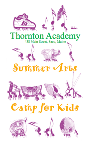 TA Summer Arts Camp for Kids