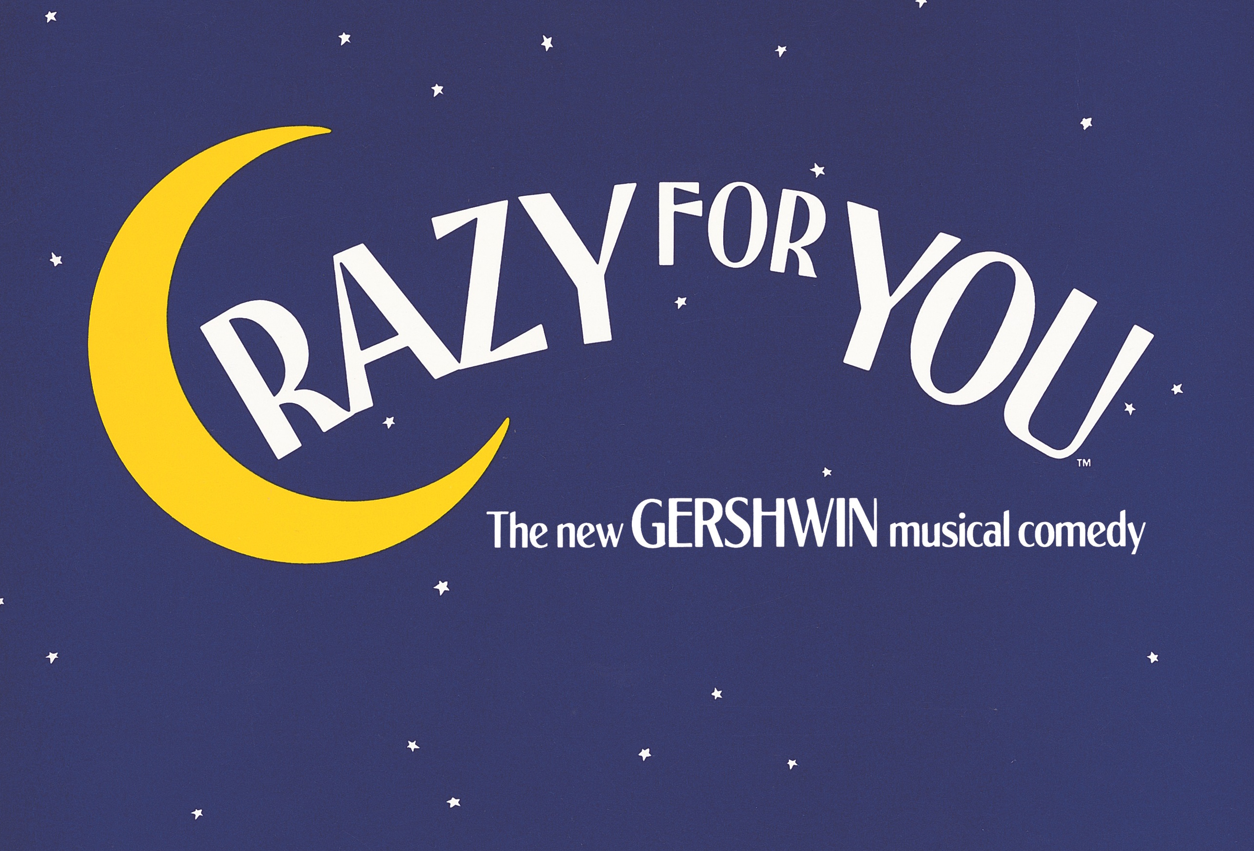 Crazy for You April 5-8