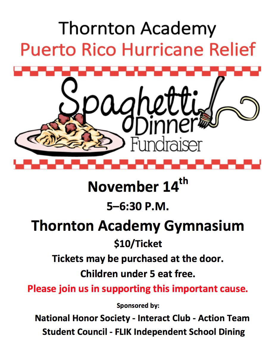 TA Puerto Rico Hurricane Relief